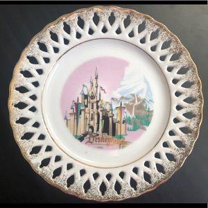 •Disney• Disneyland Souvenir Plate